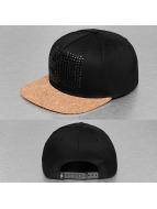 Just Rhyse snapback cap zwart