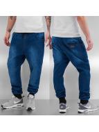 Just Rhyse Straight Fit Jeans blau
