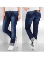 Just Rhyse Straight fit jeans blauw