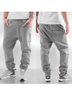 Just Rhyse Sweat Pant Rasco Zip gray