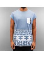 Just Rhyse T-Shirt Rusty blue