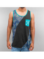Just Rhyse Tank Tops Transverse black