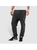 Used Look Sweat Pants Bl...