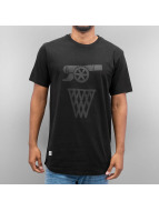 K1X T-Shirt Monochrome Shoot&Score black