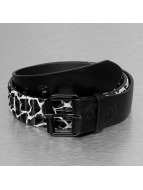 Kaiser Jewelry Belt 3 Row Safari black