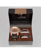 Kaiser Jewelry horloge bruin