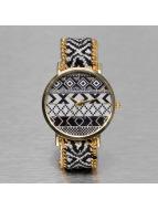 Kaiser Jewelry horloge Textil zwart