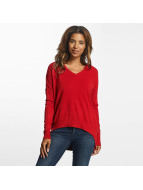 Kaporal Pullover Cutoff red