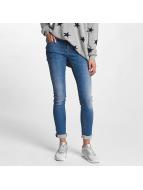 Kaporal Slim Fit Jeans Pantalon Femme blue