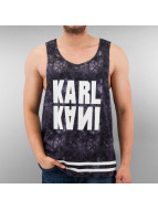 Karl Kani Tank Tops black