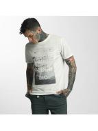 Khujo T-Shirt Tricko white