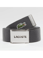 Lacoste Classic Belt Canvas gray