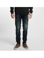 Le Temps Des Cerises Slim Fit Jeans 711 Coven blue