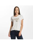 Le Temps Des Cerises T-Shirt Basitrame white