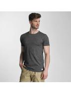 Lindbergh T-Shirt Mouline black