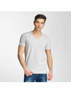 Lindbergh T-Shirt Stretch V-Neck gray