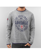 Lonsdale London Pullover grau