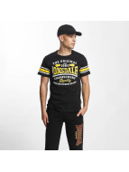 Lonsdale London T-Shirt Congleton Slim Fit black