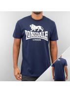 Lonsdale London T-Shirt blau