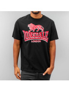 Lonsdale London T-Shirt schwarz
