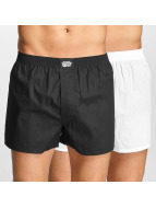 Lousy Livin Boxer Short Plain 2 Pack black