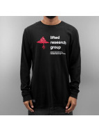 LRG Longsleeve Research Collection The Old Tree black