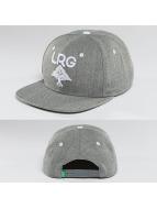 LRG Snapback Cap Research Group gray