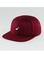 LRG Snapback Cap Giraffe United red