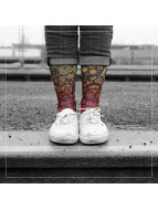 LUF SOX Socks Sugar Skull colored