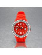 Madison NY horloge oranje