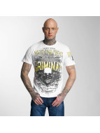 Mafia & Crime T-Shirt Criminal white