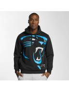 Majestic Athletic Hoodie Carolina Panthers black