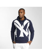 Majestic Athletic Hoodie NY Yankees blue