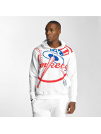 Majestic Athletic Hoodie NY Yankees white