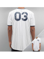 Majestic Athletic T-Shirt Longline white