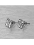 Masterdis Earring silver colored