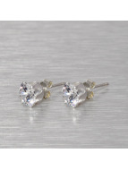 Masterdis Earring silver colored