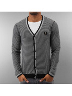 MCL Cardigan 2 In 1 Look gray