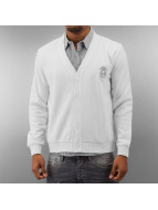 MCL Cardigan Two Horses white