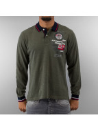 MCL Poloshirt Legacy Culture 1995 olive