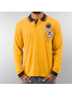MCL Poloshirt Legacy Culture 1995 yellow