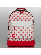 Mi-Pac Backpack All Polka white