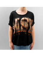 Miss Sixty T-Shirt Crocus black