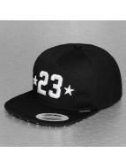 Mister Tee Snapback Cap Legend 23 black