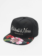 Mitchell & Ness Snapback Cap Tropical Visor Sonic black
