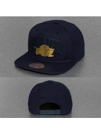 Mitchell & Ness Snapback Cap Lux Arch Cleveland Cavaliers blue