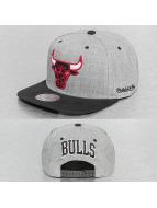 Mitchell & Ness Snapback Cap Back Board Chicago Bulls gray