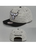 Mitchell & Ness Snapback Cap Grey Duster Chicago Bulls gray