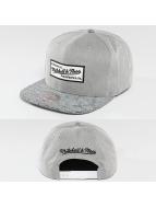 Mitchell & Ness Snapback Cap Cracked gray