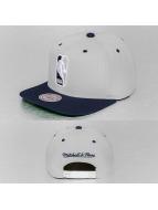 Mitchell & Ness Snapback Cap NBA Logoman 2 Tone grey